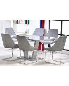 Tenerife Grey Dining Table