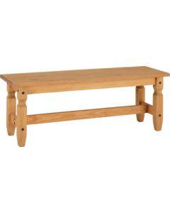 Corona 4' Dining Bench