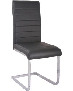 New York Chair Black