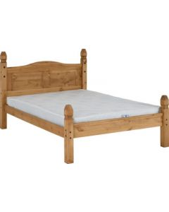 """Corona 4'6"""" Bed Low Foot End"""