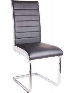 New York Chair Black & White
