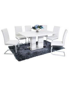 Vegas Dining Table 160Cm