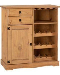 Corona Sideboard/Wine Rack Unit