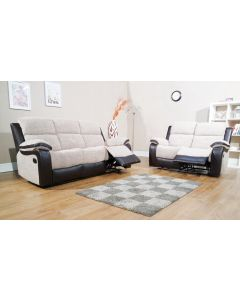 ROMA RECLINER SOFA SET